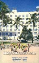 MTL001762 - Netherland Hotel, Miami Beach, FL, USA Motel Hotel Postcard Post Card Old Vintage Antique