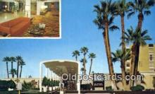 MTL001815 - Palm Springs Spa Hotel, Palm Springs, CA, USA Motel Hotel Postcard Post Card Old Vintage Antique