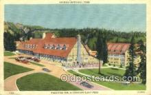MTL001825 - Paradise Inn, Tacoma, USA Motel Hotel Postcard Post Card Old Vintage Antique