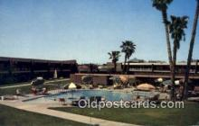 MTL001833 - Valley of the Sun, USA Motel Hotel Postcard Post Card Old Vintage Antique