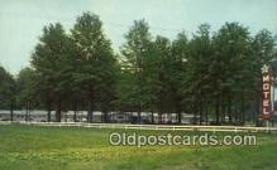 MTL001857 - Five Star Motel, Greenup, IL, USA Motel Hotel Postcard Post Card Old Vintage Antique