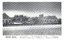 MTL001872 - Mizzou Motel, Columbia, MO, USA Motel Hotel Postcard Post Card Old Vintage Antique