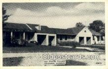 MTL001873 - All States Village, Columbia, MO, USA Motel Hotel Postcard Post Card Old Vintage Antique