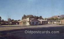 MTL001875 - Coral Sands Motel, Kanab, UT, USA Motel Hotel Postcard Post Card Old Vintage Antique