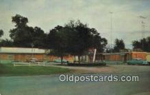 MTL001878 - Trail 71 Motel, Bentonville, AR, USA Motel Hotel Postcard Post Card Old Vintage Antique