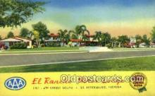 El Rancho Motor Lodge, St. Petersburg, FL, USA
