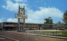 MTL001941 - Marysville Travelodge, Marysville, CA, USA Motel Hotel Postcard Post Card Old Vintage Antique