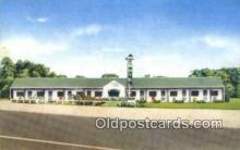 MTL001949 - Shamrock Motel, Harrisonville, MO, USA Motel Hotel Postcard Post Card Old Vintage Antique