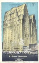 MTL011041 - Hotel Paramount, New York, NY USA Hotel Postcard Motel Post Card Old Vintage Antique
