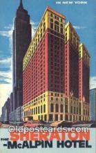 Sheraton Mcalphin Hotel, New York, NY USA