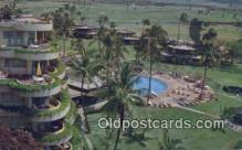 MTL011060 - Sheraton Maui Resort Hotel, Kanapal Beach, Maui, Hawaii, HI USA Hotel Postcard Motel Post Card Old Vintage Antique