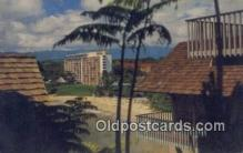 MTL011069 - Cliff Cottage, Kauai, Hawaii, HI USA Hotel Postcard Motel Post Card Old Vintage Antique