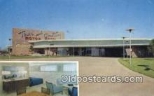 MTL011078 - Town and Country Motor Motel, East Shreveport, Louisiana, LA USA Hotel Postcard Motel Post Card Old Vintage Antique