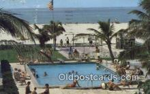 MTL011084 - Edward James Resort Hotel, St Petersburg, Florida, FL USA Hotel Postcard Motel Post Card Old Vintage Antique