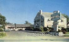 MTL011091 - Travelers Motel, Winchester, Virginia, VA USA Hotel Postcard Motel Post Card Old Vintage Antique