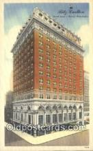MTL011101 - Ritz Carlton, Philadelphia, Pennsylvania, PA USA Hotel Postcard Motel Post Card Old Vintage Antique
