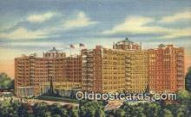 MTL011132 - The Shoreham Hotel, Washington DC, USA Hotel Postcard Motel Post Card Old Vintage Antique