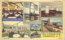 MTL011133 - O'Donnells, Washington DC, USA Hotel Postcard Motel Post Card Old Vintage Antique