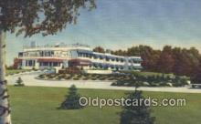 MTL011157 - Northernaire, Three Lakes, Wisconsin, WI USA Hotel Postcard Motel Post Card Old Vintage Antique
