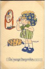 mak000065 - Make Up, Makeup Postcard Postcards