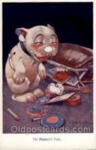 mak000096 - Makeup Postcard