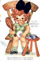mak000150 - Artist Freda Mabel Rose, Makeup Make-up postcard postcards