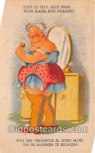 mak000227 - Tout Ce Qu'il Faut Faire  Postcard Post Card