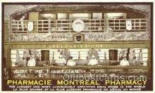 med001012 - Pharmacie Montreal Pharmacy, Largest Drug Store in World, Postcard Postcards