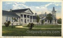 med100025 - Robert Packer Hospital, Sayre, Pennsylvania,  PA, USA, Medical Hospital Postcard Postcards