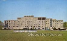 med100034 - Riverside Hospital, J. Clyde Morris Blvd. Newport News, Virginia, USA, Medical Hospital Postcard Postcards