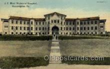 med100035 - J.C. Blair Memorial Hospital, Huntingdon, PA, USA, Medical Hospital Postcard Postcards