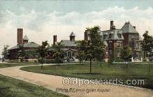 med100073 - Arnot Ogden Hospital, Elmira, NY New York, USA Medical Hospital Postcard Postcards