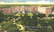 Santa Rosa Hospital, San Antonio, Texas USA