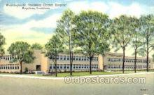 med100083 - Tammany Charity, Bogalusa, Louisiana Medical Hospital, Sanitarium Postcard Postcards