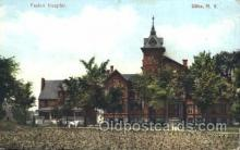 med100096 - Faxton Hospital, Utica, NY Medical Hospital, Sanitarium Postcard Postcards