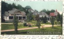 med100098 - Cottage Sanitarium, Detroit, MI Medical Hospital, Sanitarium Postcard Postcards