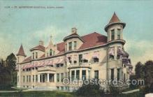 med100100 - St. Alphonsus Hospital, Boise, ID Medical Hospital, Sanitarium Postcard Postcards