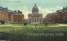 med100105 - City Hospital, Bostone, MA Medical Hospital, Sanitarium Postcard Postcards
