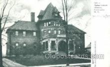 med100110 - Nathan Littauer Hospital, Gloversville, NY Medical Hospital, Sanitarium Postcard Postcards