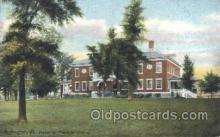 med100113 - Home for Destitute Children, Burlington, VT Medical Hospital, Sanitarium Postcard Postcards
