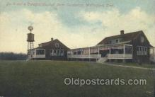med100116 - Gaylord Farm Sanatarium, Wallingford, CT Medical Hospital, Sanitarium Postcard Postcards