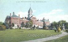 med100117 - Michigan Soldiers Home, Grand Rapids, MI Medical Hospital, Sanitarium Postcard Postcards