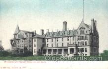med100118 - Milwaukee Protestant Home for the Aged, Milwaukee, WI Medical Hospital, Sanitarium Postcard Postcards