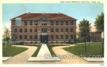 med100119 - New Huber Memorial Hospital, Pana, IL Medical Hospital, Sanitarium Postcard Postcards