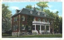 med100120 - Schmidt Memorial Kindegarten Cottage, Mt. Vernon, NY Medical Hospital, Sanitarium Postcard Postcards
