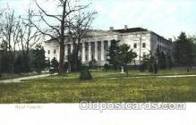 med100123 - Naval Hospital, Norfolk, VA Medical Hospital, Sanitarium Postcard Postcards