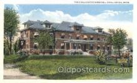 med100125 - Chillicothe Hospital, Chillicothe, OH Medical Hospital, Sanitarium Postcard Postcards