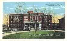 med100126 - Good Samaritan Hospital, Lexington, KY Medical Hospital, Sanitarium Postcard Postcards