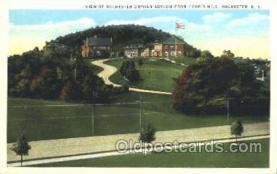 med100128 - Rochester Orphan Asylum, Rochester, NY Medical Hospital, Sanitarium Postcard Postcards