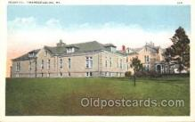 med100132 - Chambersburg, PA Medical Hospital, Sanitarium Postcard Postcards